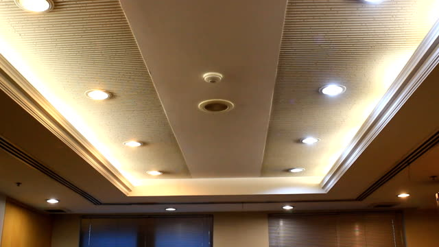 ceiling video