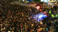 Celebrating Songkran in Silom video