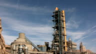 Cement factory video