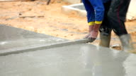 cement worker video