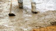 cement worker video