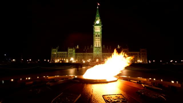 Centennial Flame video