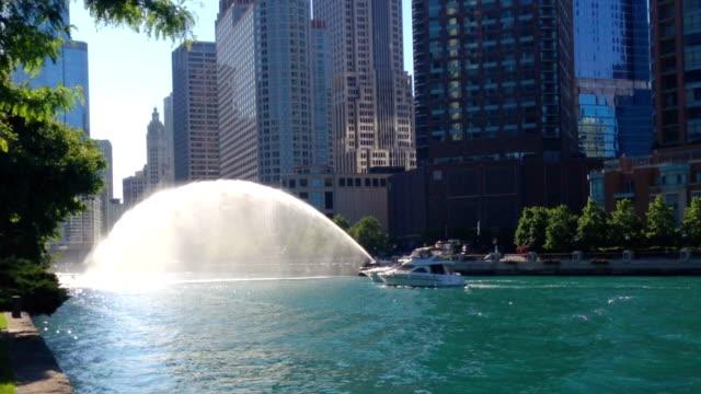 Centennial Fountain, Chicago video