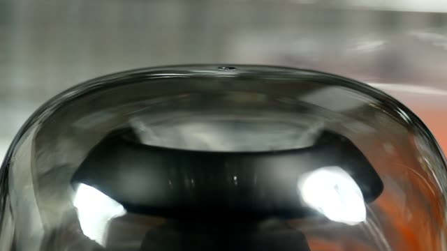 center of centrifuge video