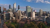 Central Business District, Melbourne, Victoria, Australia video