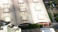 Central Market  - Aerial View - Minas Gerais, Belo Horizonte, Brazil video