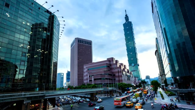 Central of Taipei video