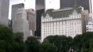 Central Park in New York video