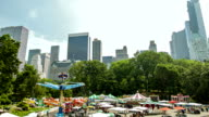 Central park video
