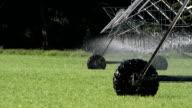 Central pivot irrigation video