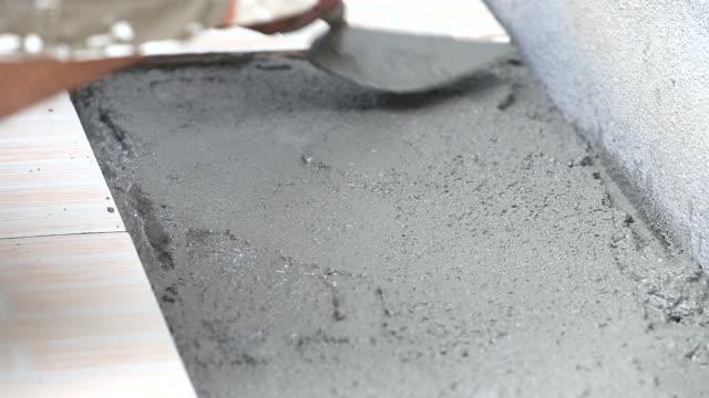 ceramic tile laying video