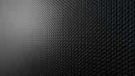Chain armor metallic pattern background loop video