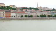 Chain Bridge view, Budapest video