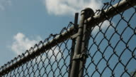 Chain Link Fence video