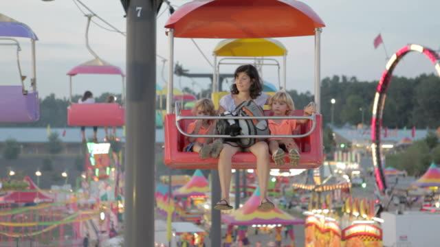 Chair Lift Ride video