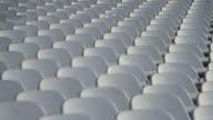 Chairs stadium sports video