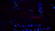 Chalkboard video