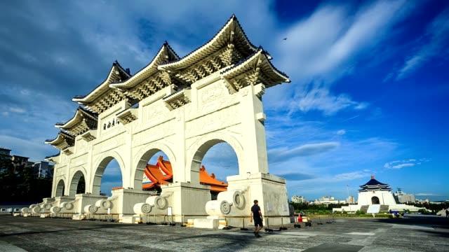 Chang Kai Shek  Memorial Hall video
