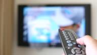 Change channel tv video