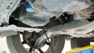 Change engine oil video