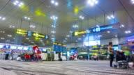 T/L, ZI - Changi Airport video