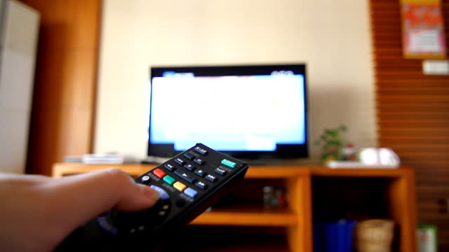 Changing Channels with Remote Controller video