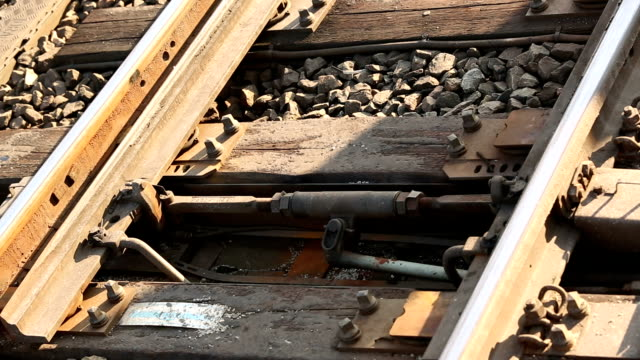 Changing the Railway tracks video
