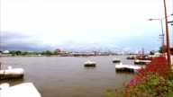 Chao Phraya River, Time lapse video