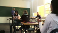 HD: Chaos In The Classroom video