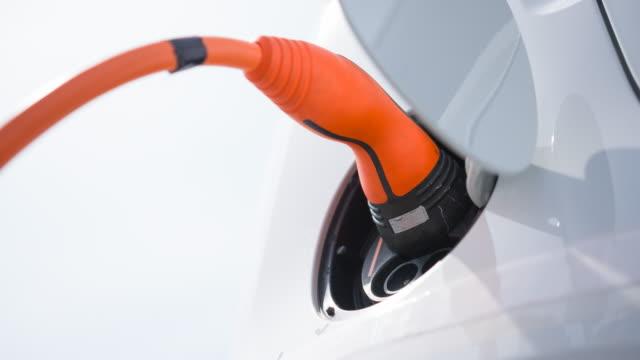 Charging environment friendly car video