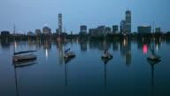 Charles River in Boston video