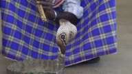 SLOW MOTION: Charming cobras with a flute video