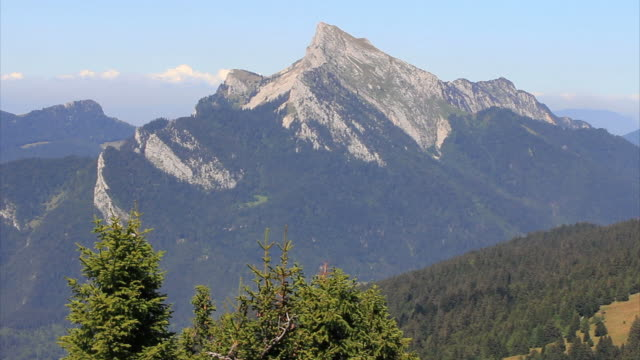 Chartreuse mountains HD video