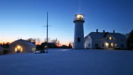 Chatham Lighthouse video