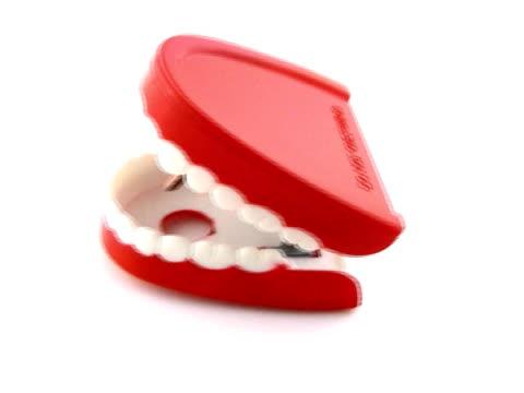 PAL: Chattering Teeth video