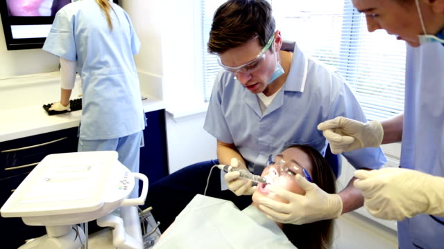 Check Up at the Dentist video