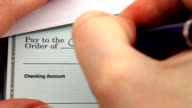 Check Writing for College Tuition video