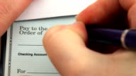 Check Writing for Taxes video