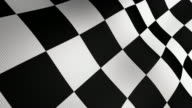 Checkered Flag Background HD video