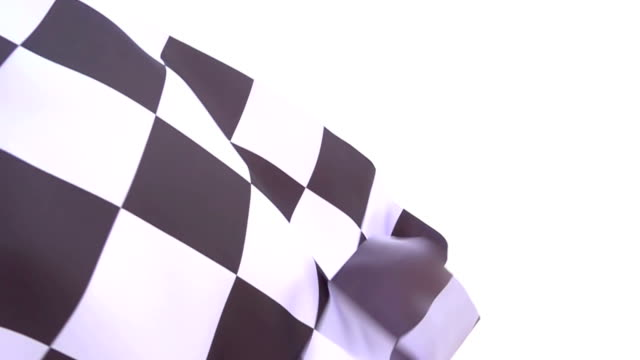 Checkered Flag High Detail video