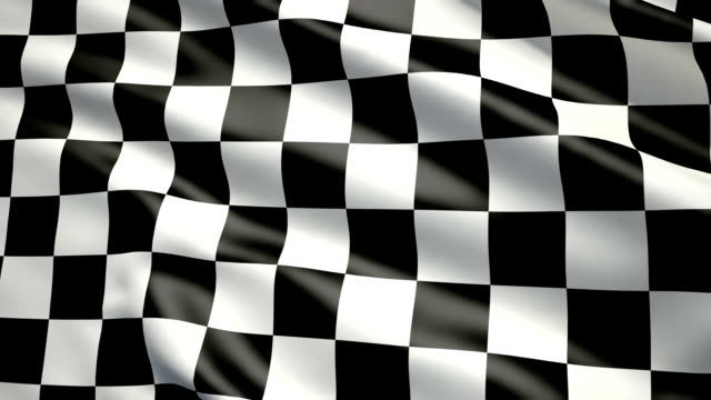 Checkered Flag video
