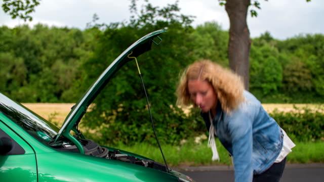 Checking car oil video
