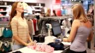 Checkout service video