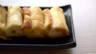 cheeese roll video