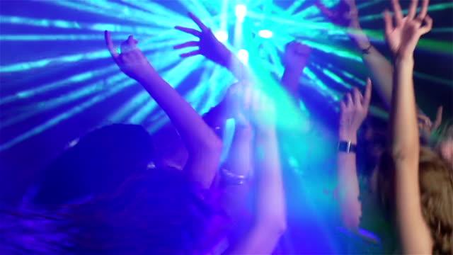Cheerful Crowd video