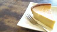 Cheese cake video
