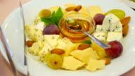 cheese feta, cheddar honey video