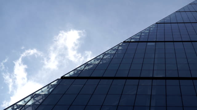 Cheese grater Leadenhall office tower detail. video