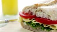 Cheese Sandwich video