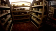 HD WIDE: Cheese storage video
